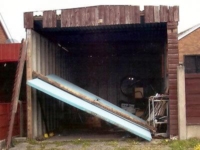 Garage Door Repairs Preston We Repair Garage Doors